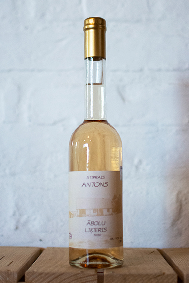 STRONG ANTON / APPLE liqueur